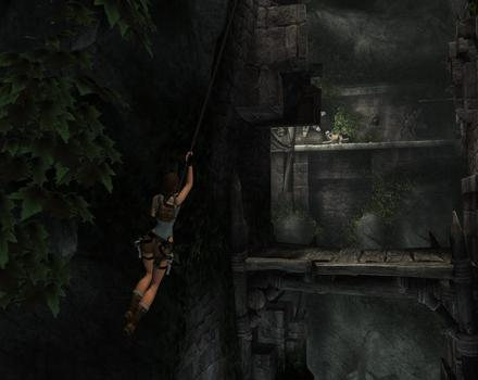 Tomb Raider: Anniversary on PC screenshot #5