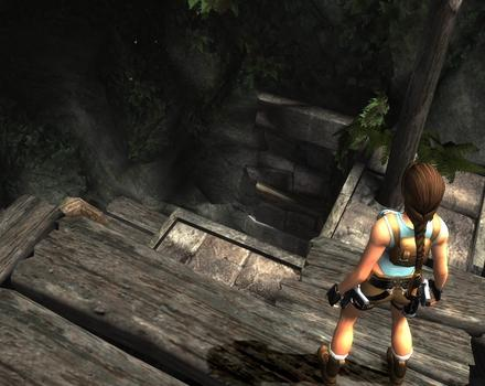 Tomb Raider: Anniversary on PC screenshot #4