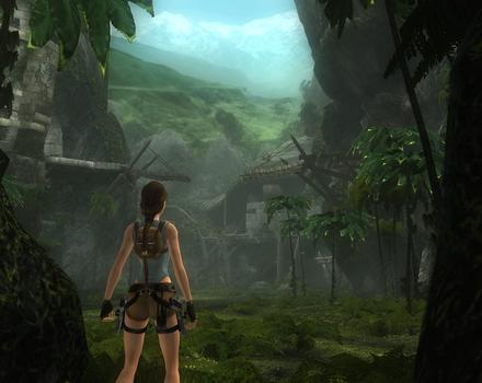 Tomb Raider: Anniversary on PC screenshot #3