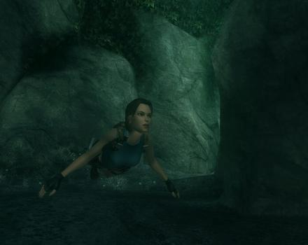 Tomb Raider: Anniversary on PC screenshot #2