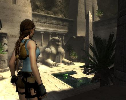 Tomb Raider: Anniversary on PC screenshot #1