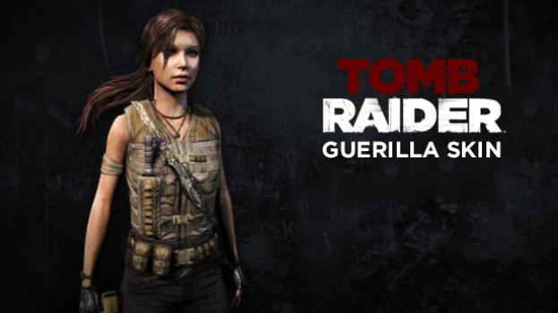 Tomb Raider DLC Collection on PC screenshot #3
