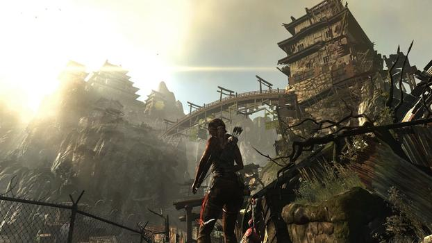 Tomb Raider Game of the Year on PC screenshot #6