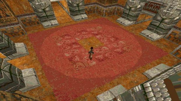 Tomb Raider I on PC screenshot #5