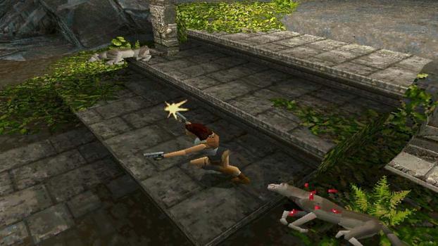 Tomb Raider I on PC screenshot #4
