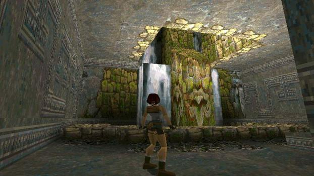 Tomb Raider I on PC screenshot #3