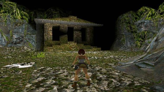 Tomb Raider I on PC screenshot #2