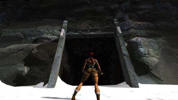Tomb Raider I on PC screenshot #1