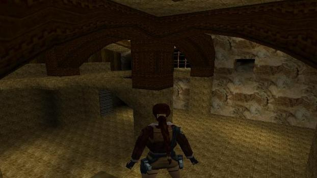Tomb Raider II on PC screenshot #5
