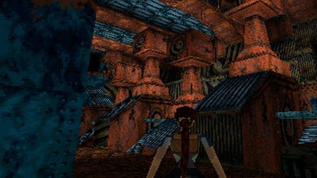 Tomb Raider II on PC screenshot #3