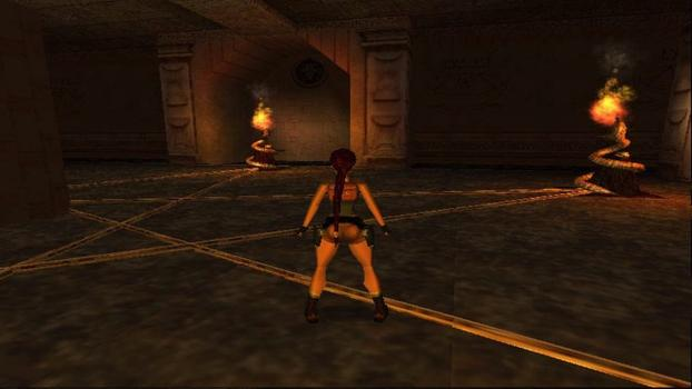 Tomb Raider IV: The Last Revelation on PC screenshot #2