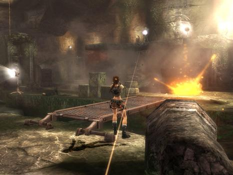 Tomb Raider: Legend on PC screenshot #6