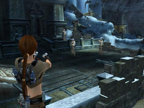 Tomb Raider: Legend on PC screenshot #4
