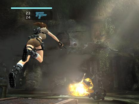 Tomb Raider: Legend on PC screenshot #3