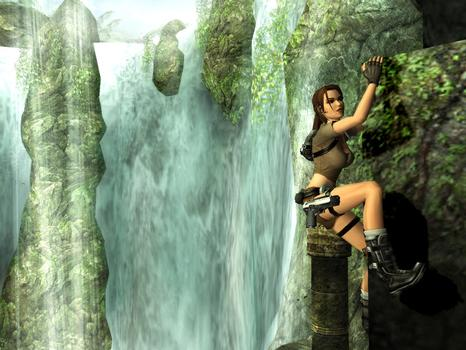 Tomb Raider: Legend on PC screenshot #2
