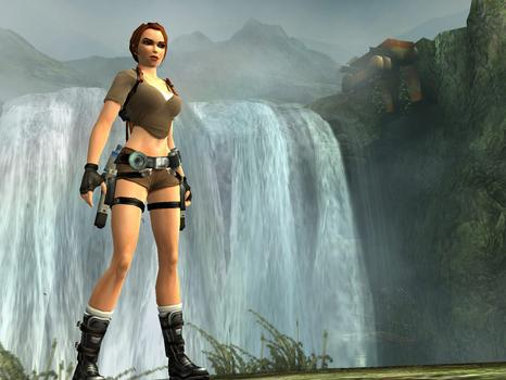 Tomb Raider: Legend on PC screenshot #1