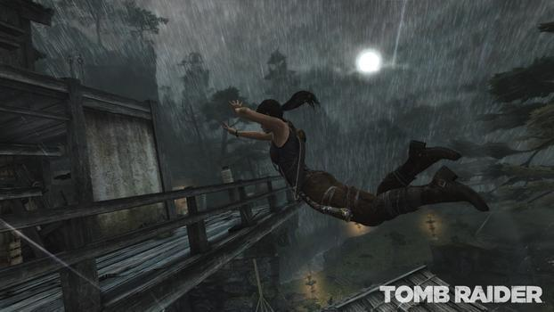 Tomb Raider on PC screenshot #1