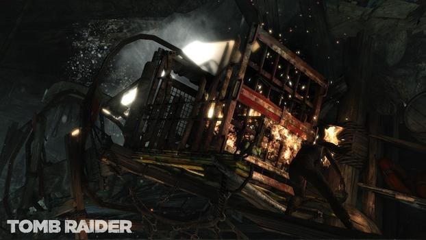 Tomb Raider on PC screenshot #4