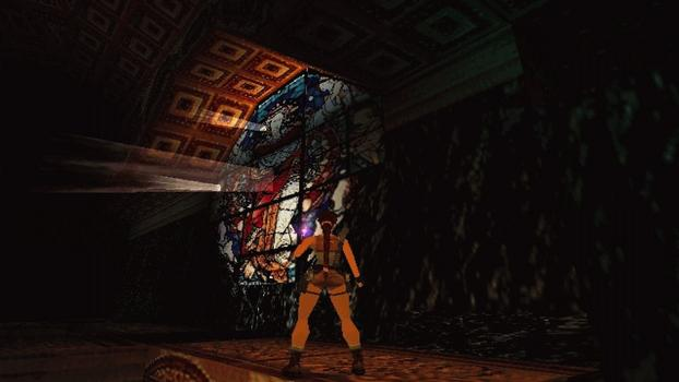 Tomb Raider Collection on PC screenshot #3