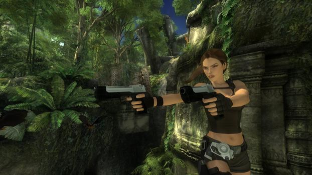 Tomb Raider: Underworld on PC screenshot #5