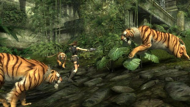 Tomb Raider: Underworld on PC screenshot #3