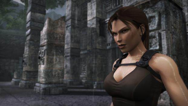 Tomb Raider: Underworld on PC screenshot #1