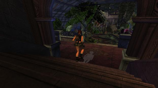 Tomb Raider VI: The Angel of Darkness on PC screenshot #5