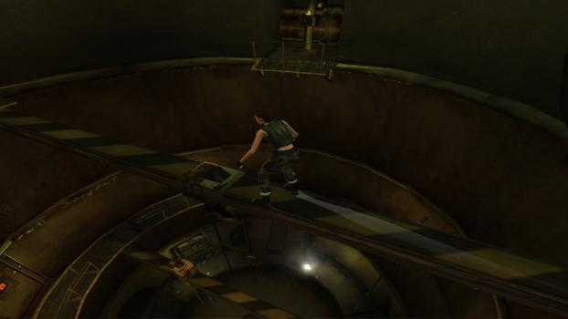Tomb Raider VI: The Angel of Darkness on PC screenshot #4