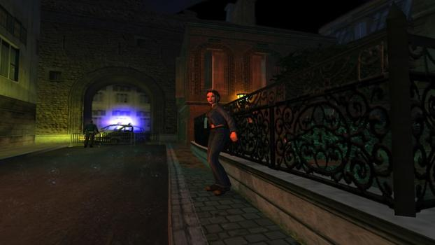 Tomb Raider VI: The Angel of Darkness on PC screenshot #1