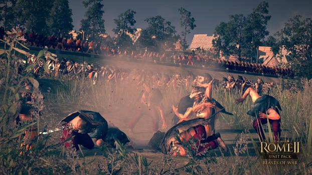 Total War: Rome II - Beasts of War DLC on PC screenshot #5