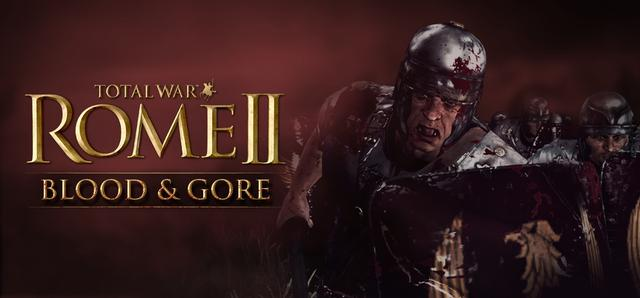 Total War: Rome II - Blood and Gore DLC on PC screenshot #1