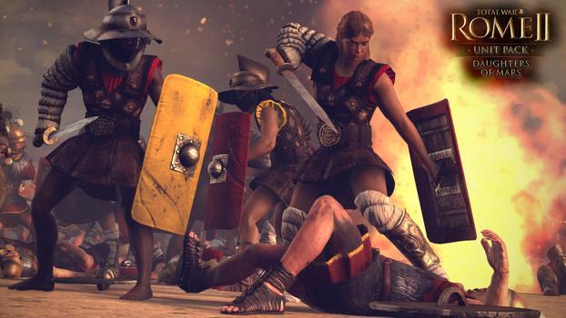 Total War: Rome II - Daughters of Mars DLC on PC screenshot #7