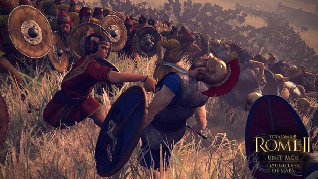 Total War: Rome II - Daughters of Mars DLC on PC screenshot #6