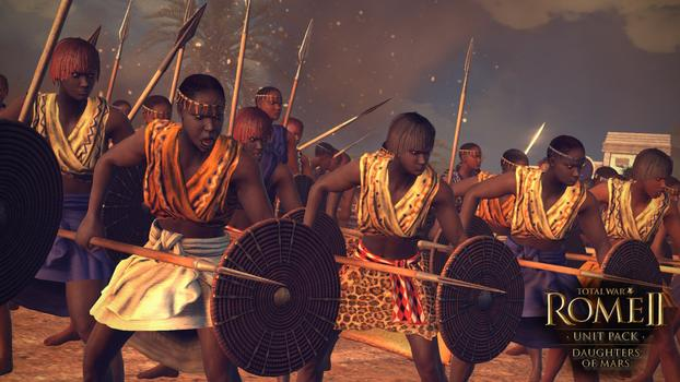 Total War: Rome II - Daughters of Mars DLC on PC screenshot #5
