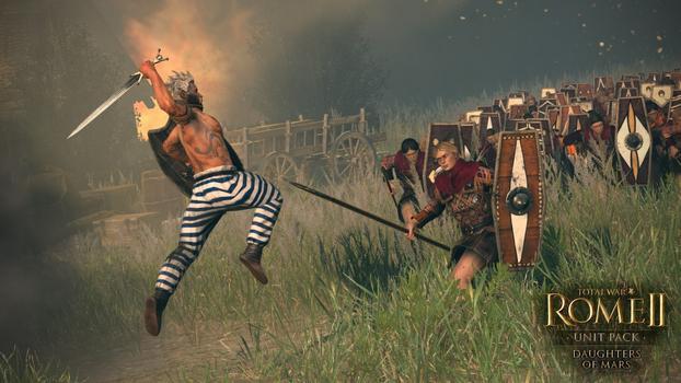 Total War: Rome II - Daughters of Mars DLC on PC screenshot #3