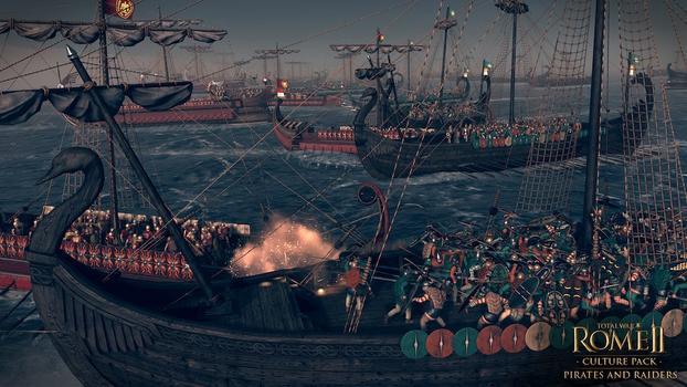 Total War: Rome II - Pirates & Raiders DLC on PC screenshot #8