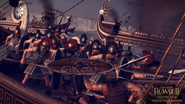 Total War: Rome II - Pirates & Raiders DLC on PC screenshot #7