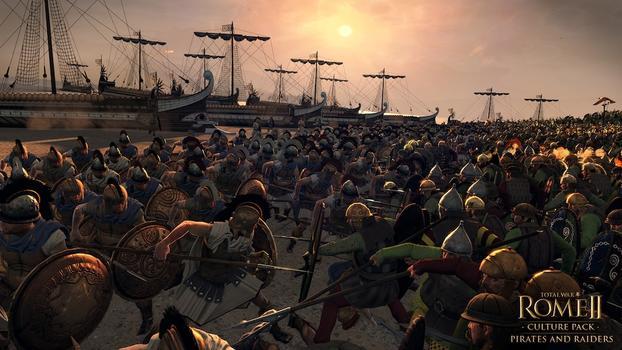 Total War: Rome II - Pirates & Raiders DLC on PC screenshot #4