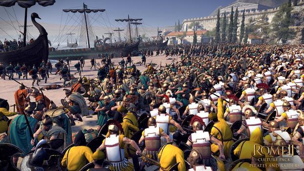 Total War: Rome II - Pirates & Raiders DLC on PC screenshot #2