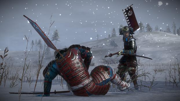 Total War: Shogun 2 - Blood Pack DLC on PC screenshot #1