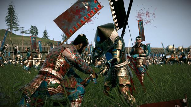 Total War: Shogun 2 - Blood Pack DLC on PC screenshot #2