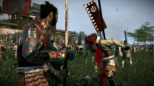 Total War: Shogun 2 - Blood Pack DLC on PC screenshot #3