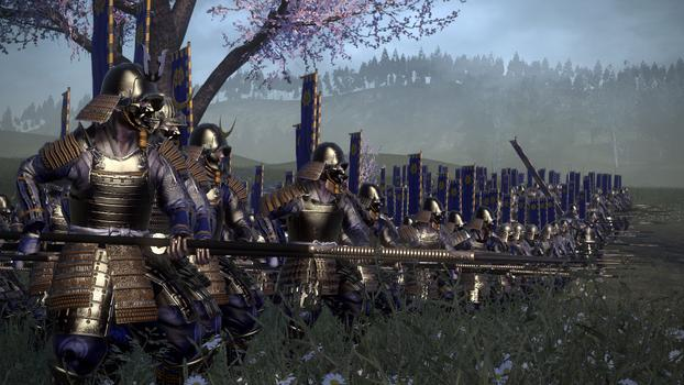 Total War: Shogun 2 - Sengoku Jidai Unit Pack on PC screenshot #1