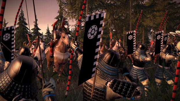Total War: Shogun 2 - Sengoku Jidai Unit Pack on PC screenshot #3