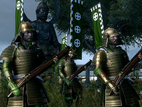 Total War: Shogun 2 DLC - Sengoku Jidai Unit Pack on PC screenshot #4