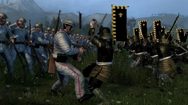 Total War: Shogun 2 - Fall of the Samurai Collection on PC screenshot #1