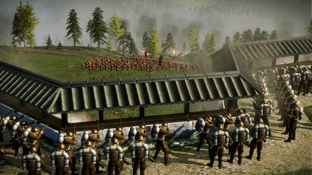 Total War: Shogun 2 - Fall of the Samurai - Obama Faction Pack on PC screenshot #2