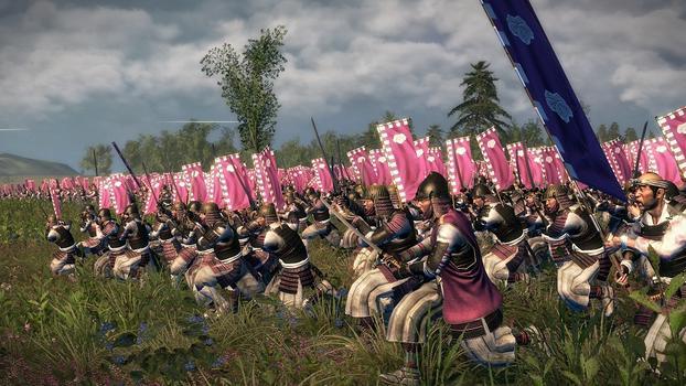 Total War: Shogun 2 - Fall of the Samurai - Tsu Faction Pack on PC screenshot #5