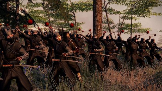 Total War: Shogun 2 - Fall of the Samurai - Tsu Faction Pack on PC screenshot #4