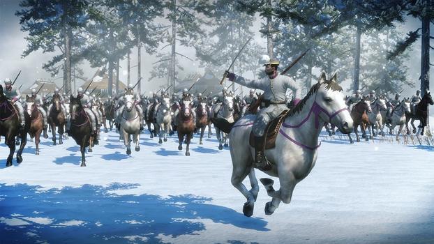 Total War: Shogun 2 - Fall of the Samurai - Tsu Faction Pack on PC screenshot #1